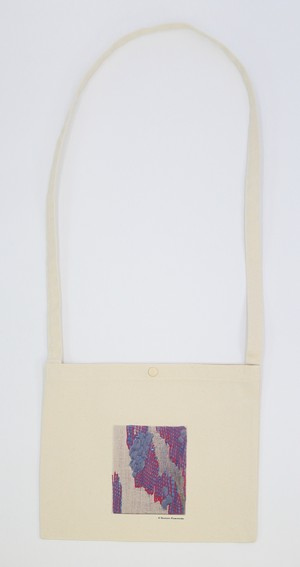 河本蓮大朗 /トートバッグ10(小さめ 斜めがけが可能です)