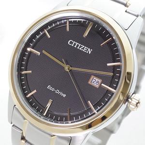 シチズン CITIZEN 腕時計 メンズ AW1238-59E エコドライブ Eco-Drive クォーツ ブラック シルバー