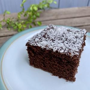 ⑧シャーレクスムムス(チョコレートケーキ)