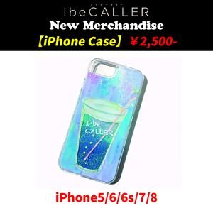 アイビーカラー iphone case (glitter)