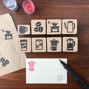 コーヒーアイコンスタンプセット ver.2