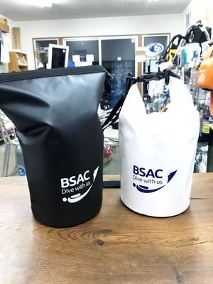 BSAC防水ドライバッグ