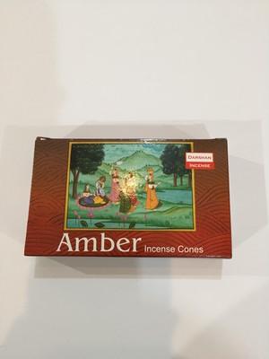 インセンス コーン Amber