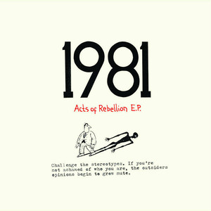 """1981 - Acts of Rebellion 7"""""""