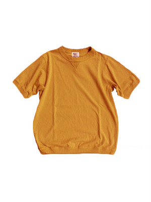 Jackman ジャックマンJM5632 Rib T-Shirt #Old Gold