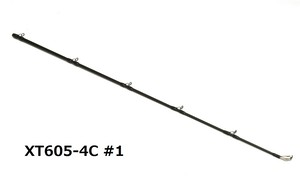 XT605-4C パーツ#1ティップ