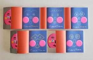 【100部限定サイン入り】書籍『かおPLAY!』tupera tupera