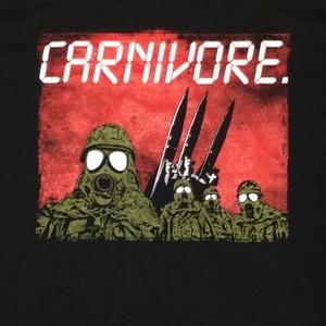 """CARNIVORE """"Retaliation"""""""