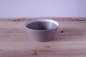 dishes bowl(moss gray/matte)木村硝子店×イイホシユミコ