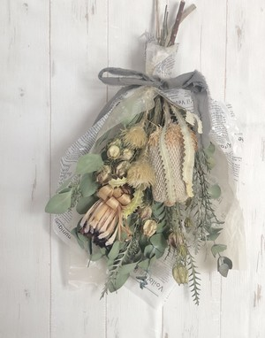 (Re:II) 限定商品 / Dried Flower スワッグType:A