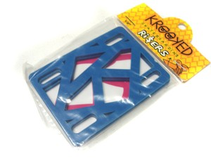 "Krooked Risers Pad 1/8"" or 1/4"""