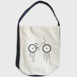 「Bicycle」キャンバストートバッグ