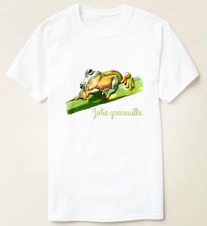 レインワードトビガエルT-shirt