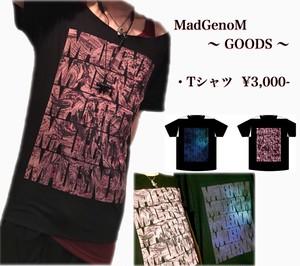 MADGENOM / Tシャツ
