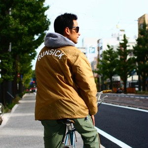 RUNSICK COACH JACKET