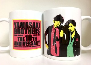 YAMASAKI BROTHERS 10TH ANNIVERSARY ヤマグカップ