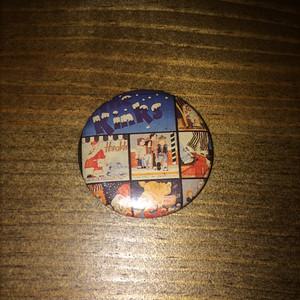 Vintage Can Badge 14
