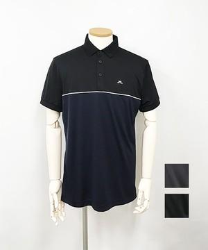 J.LINDEBERG (ジェイ リンドバーグ) Men's Brighton Reg TX Jersey 半袖ポロシャツ[SALE][定価13000円]