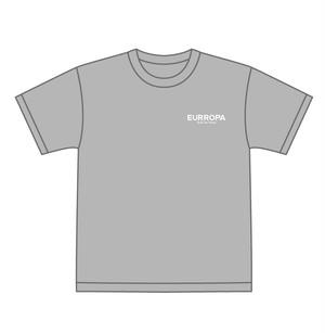 EURROPA LOGO T-SHIRT(Gray)