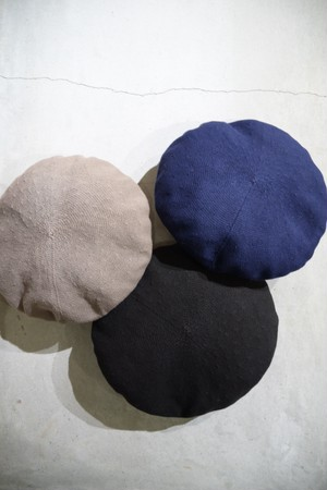 saravah/COTTON BERET