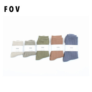 FOV ソックス (15-20/19-24) 20FW ※1点のみメール便可