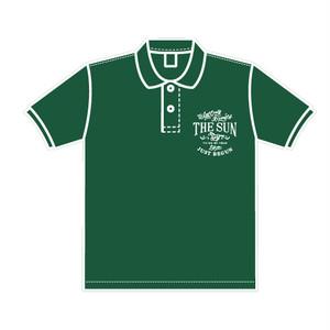 THE SUN オリジナルポロシャツ【サイズL】
