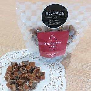 【komachi -na-】ワッフルラスク・こはぜ 20g  目の健康に効果的