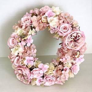 日本装花フラワーリング