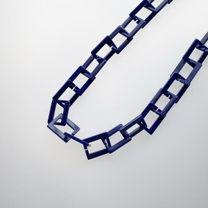 upcycle chain necklace / 2色展開【INHEELS】