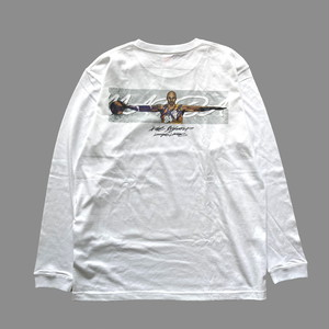 【MANBA】LS T-shirts