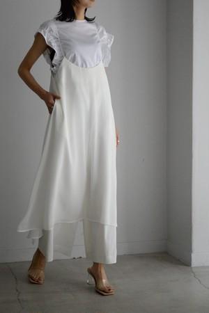 LOKITHO / LAYARD PANTS (white)