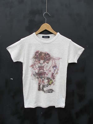 Alive...or Dead? Tシャツ〈FUNDOM×たま〉(S)