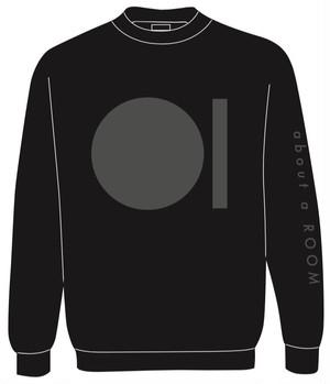 【受注生産】a トレーナー (BLACK)