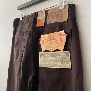 "Sports trousers ""Levi's""【ユーロリーバイス 501 ブラウン】21052402"