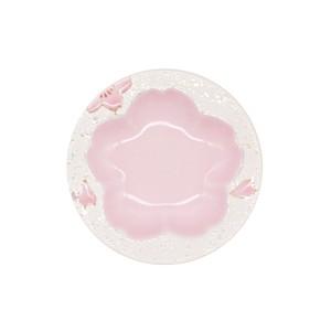 【限定1点 アウトレット品】有田焼 小皿 ラスター桜 252342 豆豆市002
