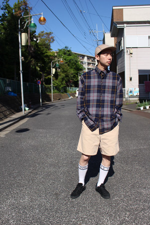 Tommy Stitch Check Shirt