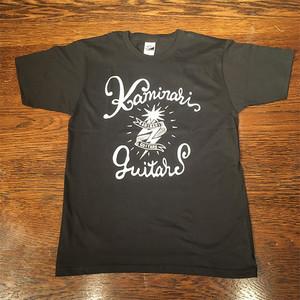 Script&Emblem T-shirt / Black (K-TS004/BK)