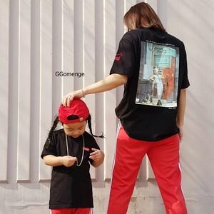 韓国子供服☆コーラTシャツ