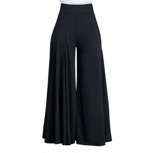 RIMI&Co.SELECT アシンメトリージャージーワイドパンツ<Jersey Wide Pants>