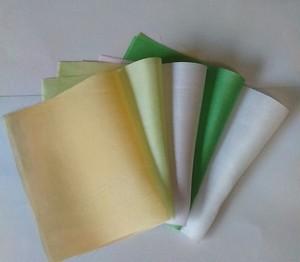 オクサ絹5色セット