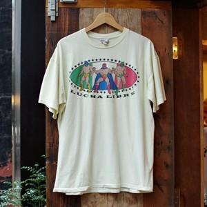 1990s Lucha Libre Tee / 90年代 メキシカン 覆面レスラー Tシャツ