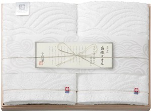 今治謹製白織タオルタオルセット SR5039