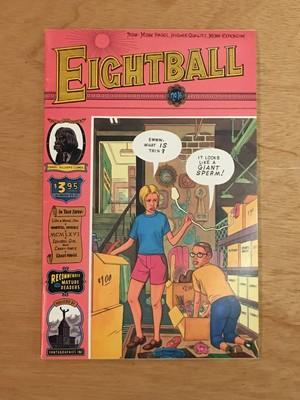 EIGHT BALL #16 / Daniel Clowes(ダニエル・クロウズ)