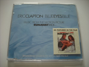 【CD Single】ERIC CLAPTON / BLUE EYES BLUE