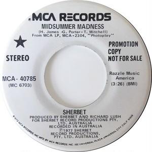 Sherbet – Midsummer Madness