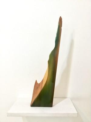 河原悠 sculpture/wandering B-2