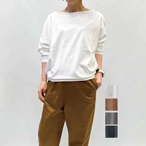 upper hights(アッパーハイツ) Johnnie ロングTシャツ 2021春物新作