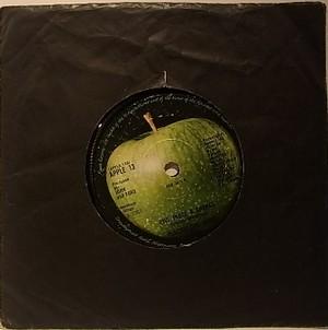 【シングル】JOHN LENNON/Give Peace A Chance / Remember Love