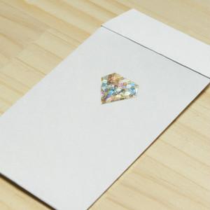 【ダイヤモンド】ハッピーモチーフポチ袋 PHM02-2