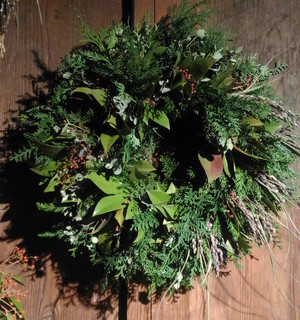 mountain wreath  影